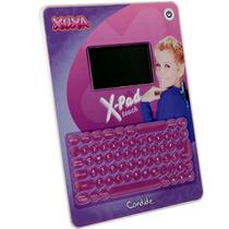 Ipad Tablet X Pad Pc Touch Da Xuxa 80 Atividades Menina