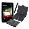 Tablet Função Celular 2 Chips 3g Interno Tv Gps + Teclado