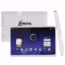 Tablet Tb 50 Lenoxx Branco Android 4.0 Wi-fi