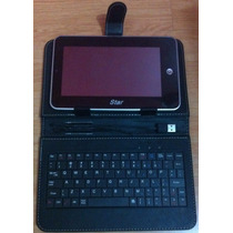 Tablet Star 6 Polegadas Quebrado - Com Teclado Usb: Peças