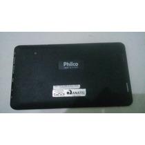 Tablet Philco 7a -p111a4.0: Tela Quebrada Mais Em Bom Estado