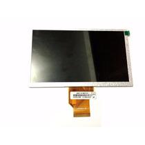Tela Lcd Display Tablet Philco 7a-p111a4.0 Original