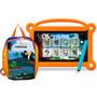 Mochila + Tablet Positivo T710 Kids Android 4.4 Tela 7 Preto