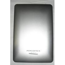 Carcaça Tampa Traseira P/ Tablet Powerpack Net-ip110 Usada