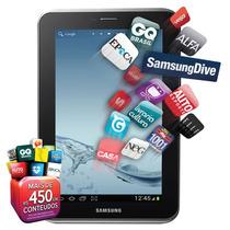 Samsung Galaxy Tab 2 7.0 P3110 Wifi 3.2mp Dual-core 8gb