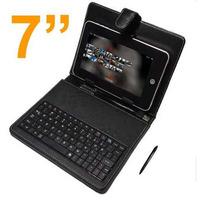 Capa Para Tablet Com Teclado 7 Polegadas