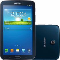 Tablet Samsung Galaxy Tab3 Sm-t211 7 Novo 3g Sedex Grátis+nf