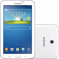 Tablet Samsung Galaxy 7 Tab 3 Android Hd 8gb 3g Tv Digital