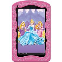 Tablet Princesas Tt-4300 Com Tela