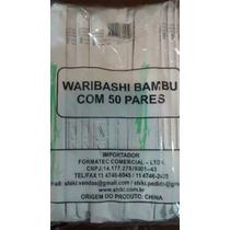 Hashi Bambu - Sushi - 500 Pares