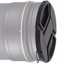 Tampa Lente Objetiva Canon Ef-m F3.5-5.6 18-55mm Ø52 M M2