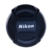 Tampa Frontal Para Lente Nikon 77mm Lc77