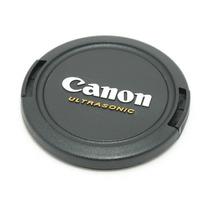 Tampa De Lente Frontal Para Canon 58mm