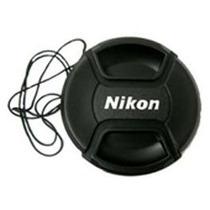 Tampa Logo Nikon Lente Kit 18-105mm Ø67 D90 D3200 D3300