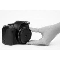 Tampa Corpo Câmera Canon 6d 60d 7d 70d Original Body