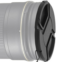 Tampa Lente Tamron Nikon Canon Sigma Lc77 77mm Ø77 Rssvzz