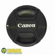 Tampa De Lente 67mm Canon Objetiva Lente 67mm Canon