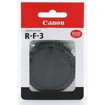 Tampa Canon Para O Corpo Da Maquina R-f-3