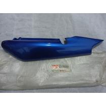 Rabeta Esquerda Yamaha Ybr 2004/05 Azul Original Yamaha