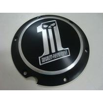 Acessório Harley - Derby E Timer Cover Black No 1 Sportster