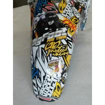 Paralama Dianteiro Sticker Bomb Titan 150 Até 2008