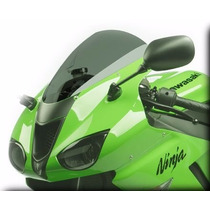 Bolha Dianteira Ninja Zx6r 05-08 Fume Light Hotbodies (usa)