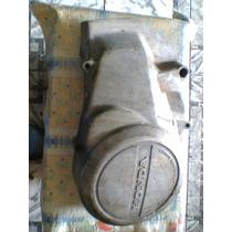 Tampa Do Motor Honda Cb 400 E 450 Com Uma Pequena Rachadura