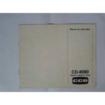 Manual. Original Tape Deck Cd8080