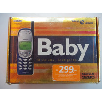 Caixa Antiga De Celular Nokia Baby Em Bom Estado
