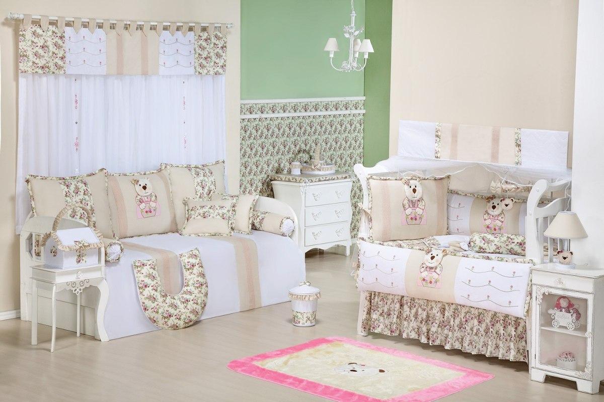 Tapete Para Quarto De Bebê Menina Conforto Keka 1 Peça R  ~ Tapete Eva Kit Quarto