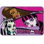 Tapete Orient Mattel Trio Monster High Quarto Menina Jolitex