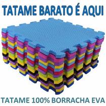 Piso De Borracha Tatame Bebê 30cmx30cmx5mm Terra Fitness