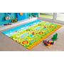 Tapete Infantil Eco Proby Fun Animal Xg 180 X 270 X 2,2cm