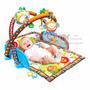 Tapete De Atividades Infantil, Bebê, Portátil - Blue Box