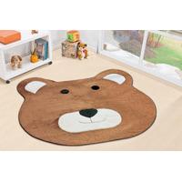 Tapete Pelúcia Urso Big - Decoração Quarto Infantil