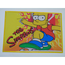 Tapete Os Simpsons Infantil (70 X 45cm) - Pronta Entrega!