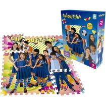 Tapete Eva Estampado Chiquititas 9 Placa Brinquedo
