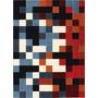 Tapete São Carlos Pixel Imagem 2,00 X 2,50 - Frete Grátis