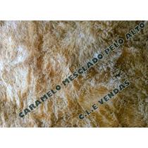 Tapete Manchado 2,00m X 2,40m Shaggy Luxo Pelo Alto 40mm