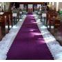 Tapete Igreja,casamento,festa,passadeira,bodas15,00 X1,00 M