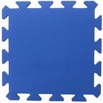 Tatame Eva Azul Royal 50x50x1cm 10mm