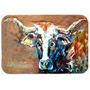 No Vaca Solta Brown Cozinha Ou Banho Mat 24x36 Mw1165jcmt