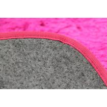 Tapete Muito Peludo Felpudo 1,50 X 2,00 Rosa Pink Frete Free