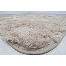 Tapete 2,00x2,50 Peludo Felpudo 40mm Sala Shaggy Luxo Top