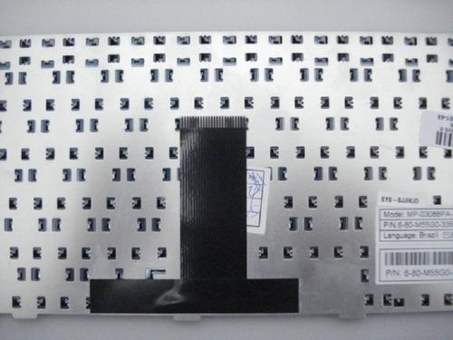 Teclado Positivo Séries V E Z Mp-03086pa-4304l Frete Grátis
