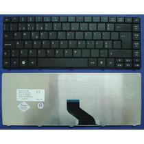 Teclado Acer Aspire E1-421 E1-431 E1-471 Ç Igual A Foto