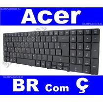 Teclado Para Notebook Acer Aspire 5750-6655 5733-6644 Br Ç