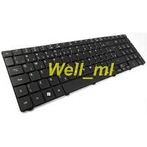 Teclado P/ Acer Aspire 7735z 5536g 5733 5733z 5250 5251 5349