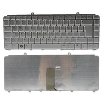 Teclado Orig Notebook Dell Inspiron 1420 Ç Prata Md.d1525s