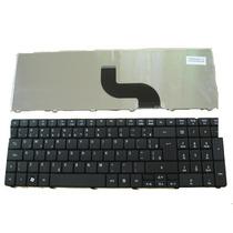 Teclado Acer Aspire 5250 5741 5742 5810 5241 5551 5410 Br Ç